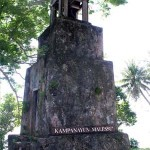 Santa Marian Kamalin Park Statue